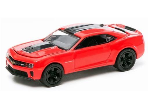 Chevrolet: Camaro ZL1 (2013) - GL Muscle - Série 6 - 1:64