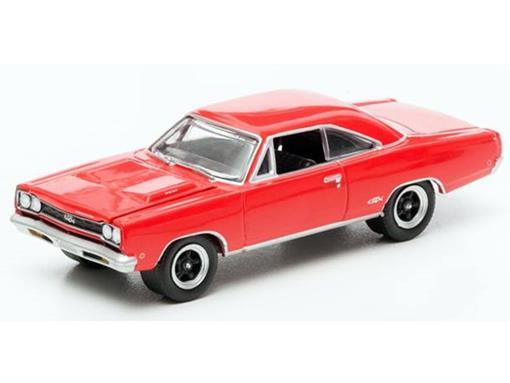 Plymouth: Hemi GTX (1968) - GL Muscle - Série 6 - 1:64