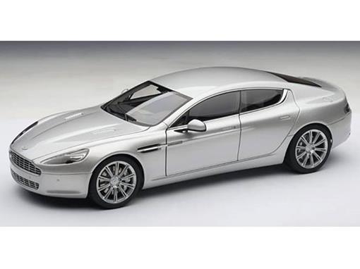 Aston Martin: Rapide - Prata - 1:18