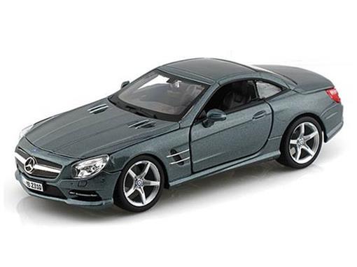 Mercedes-Benz: SL 500 - Grafite - 1:24