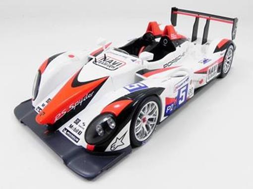 Porsche: RS Spyder #5 - 24 Heures Du Mans 2009 - 1:18