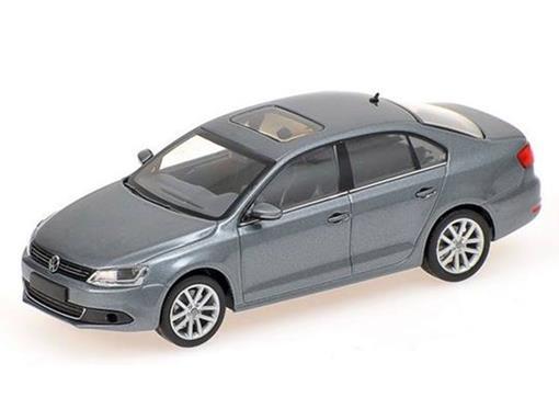 Volkswagen: Jetta (2010) - Cinza Metálico - 1:43