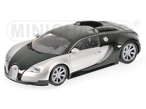 Bugatti: Veyron L'Edition Centenaire (2009) - 1:18