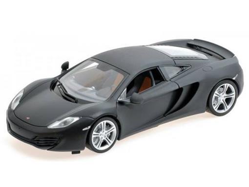 McLaren: MP4-12C (2011) - Cinza Fosco - 1:18