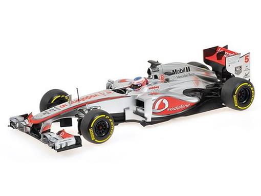 Vodafone McLaren Mercedes: J. Button - Showcar 2013 - 1:18