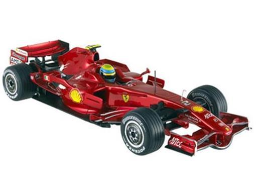 Ferrari: F2008 - Felipe Massa - 1:18