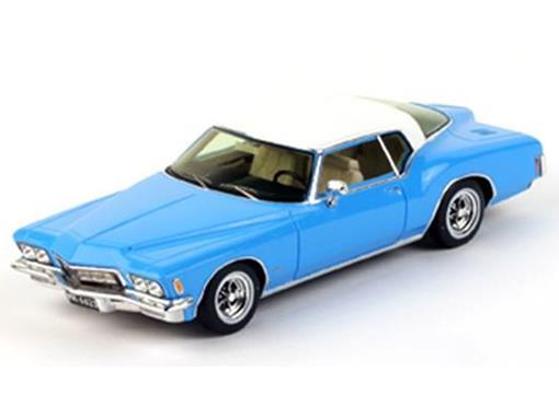 Buick: Riviera (1971) - Azul - 1:43