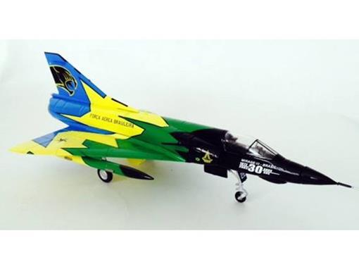 Dassault: Mirage IIIE - 30 Anos FAB - 1:72