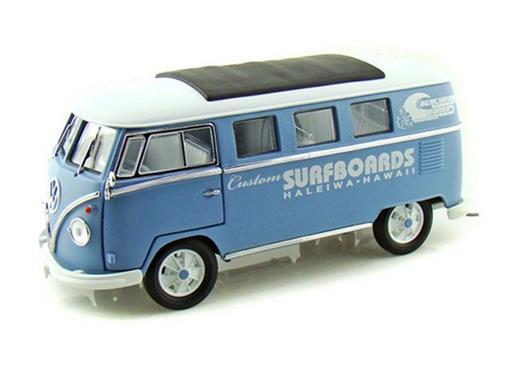 Volkswagen: Kombi (1962) - Retro Paint Scheme - 1:18