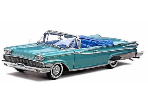 Ford: Mercury Parklane (1959) - Verde - 1:18 - Sun Star