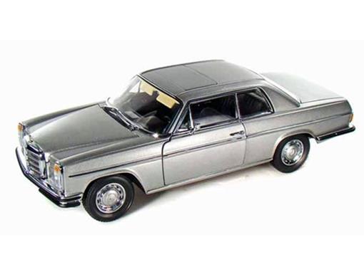 Mercedes Benz: Strich 8 280C Coupe - Prata - 1:18