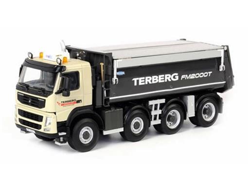 Terberg: FM2000T 8x8 Tipper Truck (Basculante) - 1:50