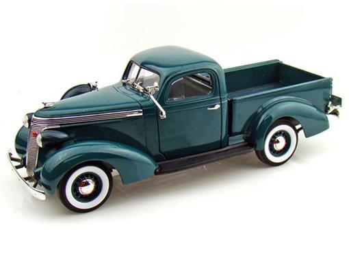 Studebaker: Coupe Express Pickup (1937) - Verde - 1:18 - Yat Ming