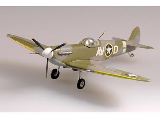 Supermarine: Spitfire Mk V - USAAF 4FG / 355FS (1942) - 1:72