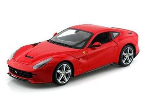 Ferrari: F12 Berlinetta - Vermelha - 1:18