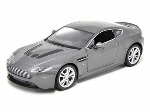 Aston Martin: V12 Vantage - Grafite - 1:24 - Welly