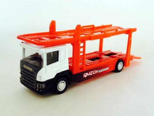 Scania: Cegonheira – California Junior Truck - 14 cm