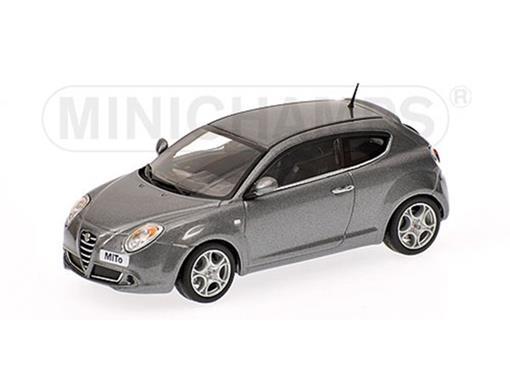 Alfa Romeo: Mito (2009) - Cinza Metálico - 1:43