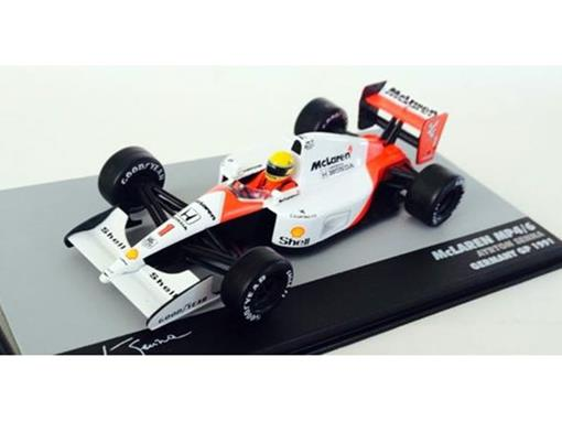 McLaren: MP4/6 - Ayrton Senna - GP Germany 1991 - 1:43