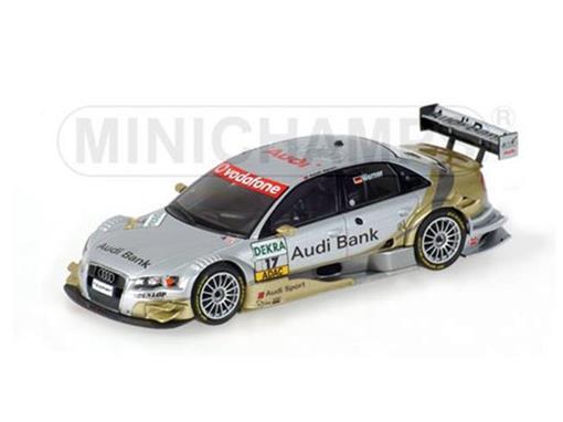 Audi: A4 DTM (2007) - M. Werner - 1:43