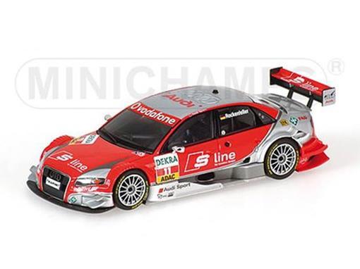 Audi: A4 Sport T. Rosberg - Rockenfeller - DTM 2007 - 1:43