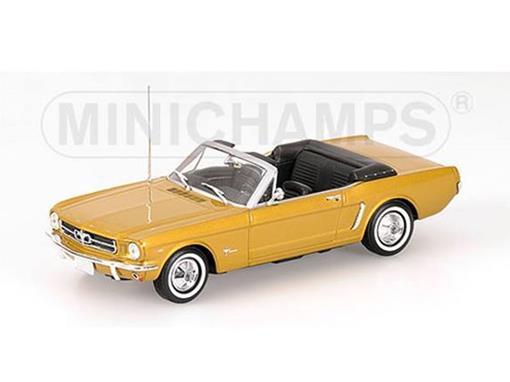 Ford: Mustang (1964) - Dourado - 1:43
