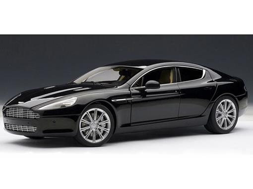 Aston Martin: Rapide - Preto - 1:18