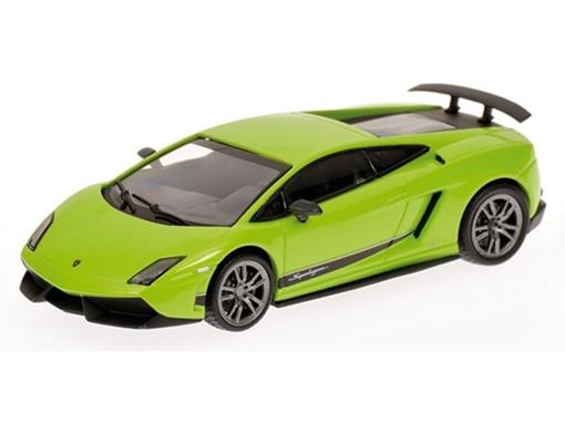 Lamborghini: Gallardo LP 570-4 Superleggera (2010) Verde - 1:43