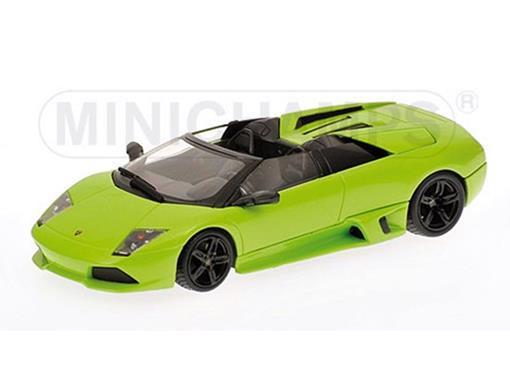 Lamborghini: Murcielago LP640 Roadster (2007) - Verde - 1:43