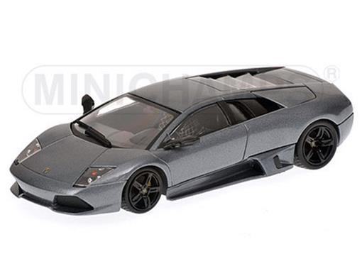 Lamborghini: Murcielago LP640 (2006) - Cinza Metálico - 1:43