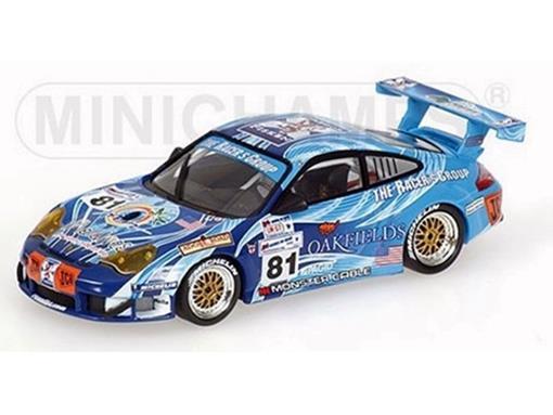 Porsche: 911 GT3-RSR - Donald./Fisk./Niels. - (Le Mans 2004) 1:43