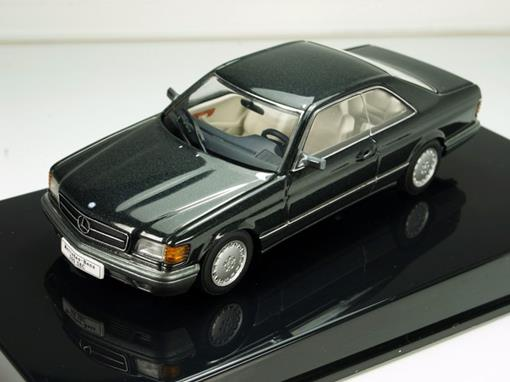 Mercedes Benz: 500 SEC (W126) Coupe - 1:43
