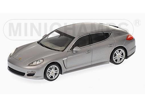 Porsche: Panamera S Hybrid (2011) - Prata - 1:43