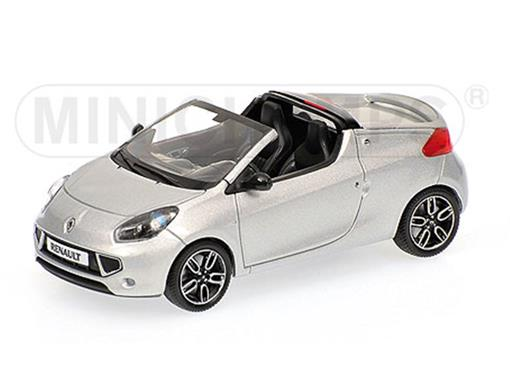 Renault: Wind (2010) - Prata - 1:43
