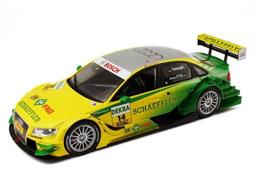 Audi: A4 - Sport Team Phoenix - DTM 2011 nº 14 - 1:18