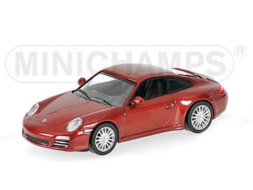 Porsche: 911 Carrera 4S (2008) - 1:64