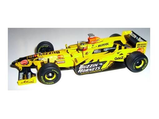 Jordan Honda: 198 - Ralf Schumacher - 1:18