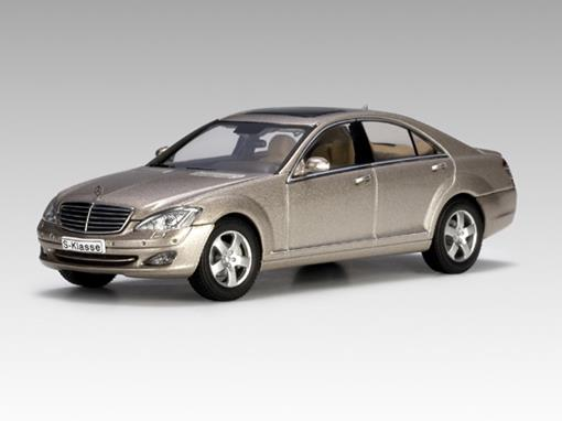 Mercedes Benz: S-Klasse SWB (2005) - 1:43