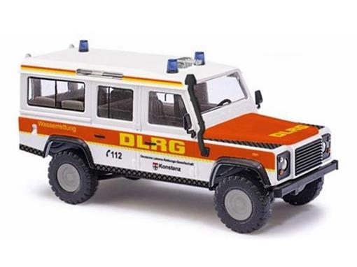 Land Rover: Defender Station Wagon 110 ('83) -