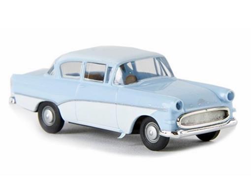 Opel: Rekord P1 - Azul - HO