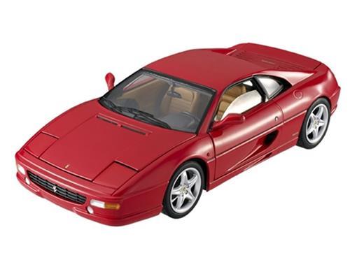 Ferrari: F355 Berlinetta - Vermelha - 1:18