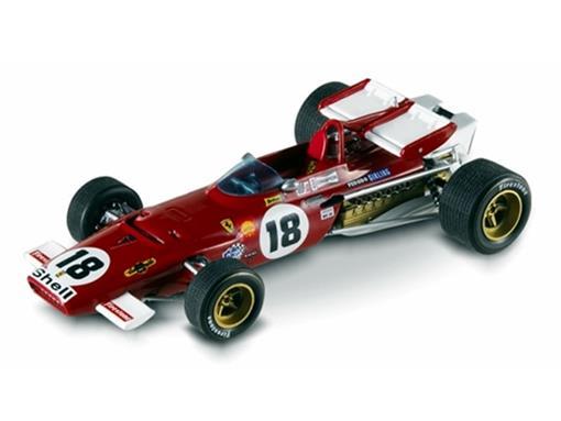 Ferrari: 312B - Jacky Ickx - Canada GP 1970 - 1:43