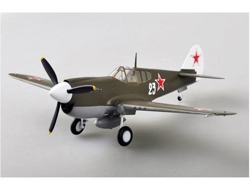 P-40M Soviet - 1:48