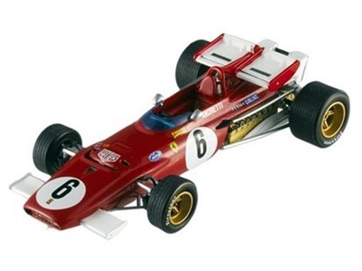 Ferrari: 312 B - Mario Andretti - South Africa GP 1971