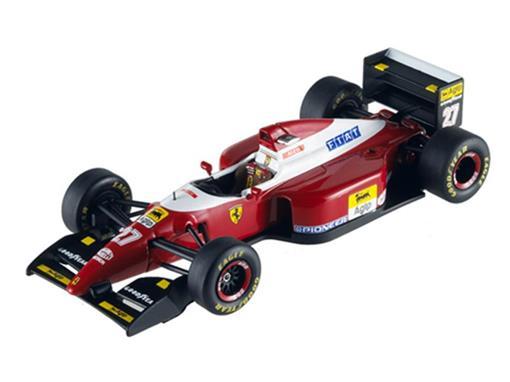 Ferrari: F93 A - Jean Alesi - Italy GP 1993 - 1:43