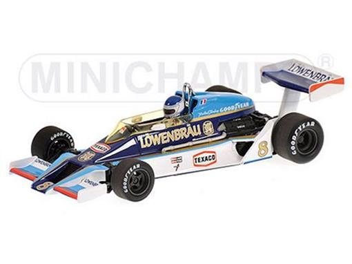 McLaren Ford: M26 #8 - P. Tambay - USA GP East 1978 - 1:43