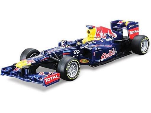Red Bull Racing Team: Sebastian Vettel (2012) - 1:32