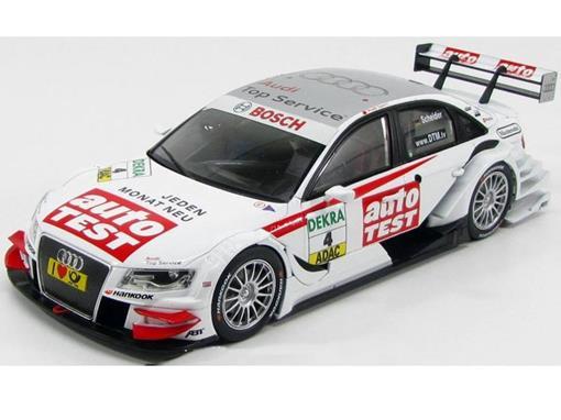 Audi: A4 DTM 2011 nº 4 - Timo Scheider - 1:18