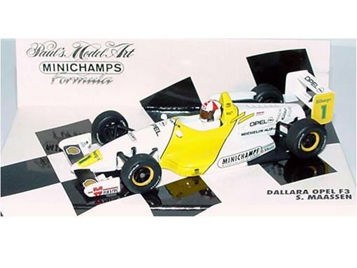 Dallara-Opel F3: Nr. 1, Sascha Maassen 1994 - 1:43