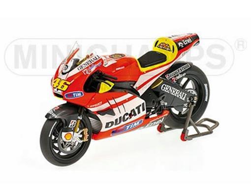 Ducati: Desmosedici GP11 - V. Rossi (2011) - 1:12